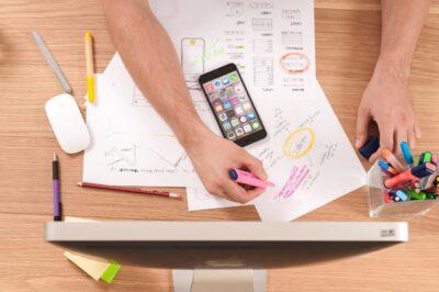 App development project planning